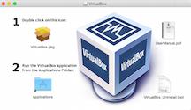 Mac OS X - VirtualBox1