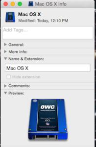 Mac OS X Tip - Alternative Disk Icons