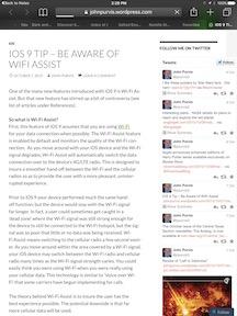 iOS 9 iPad Tip - Using Split-Screen Multitasking-6