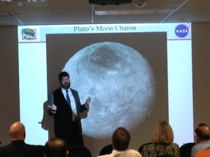 CEDA Chapter Technical Meeting - The New Horizons Mission to Pluto2