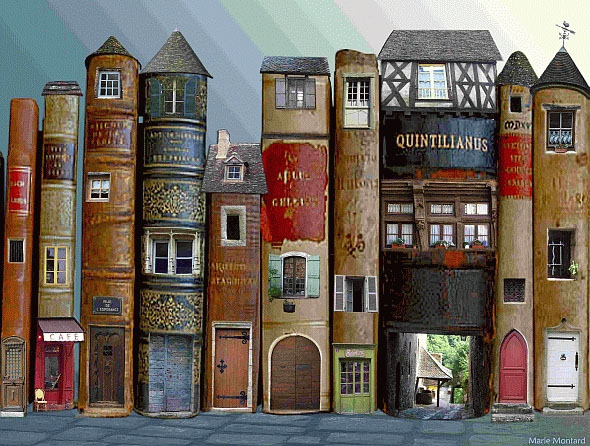 Book Towns: Part I