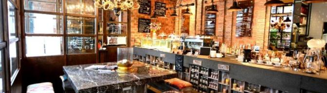 Top International Cafés