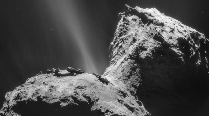 More Evidence that Comets Delivered Life-Enabling Chemicals to Earth