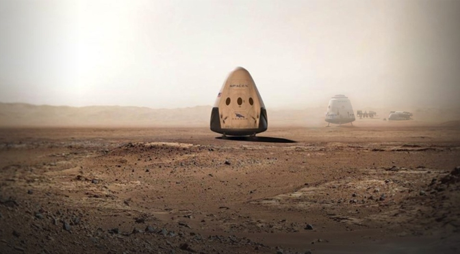 The New Space Race: Elon Musk Will Beat Everyone to Mars