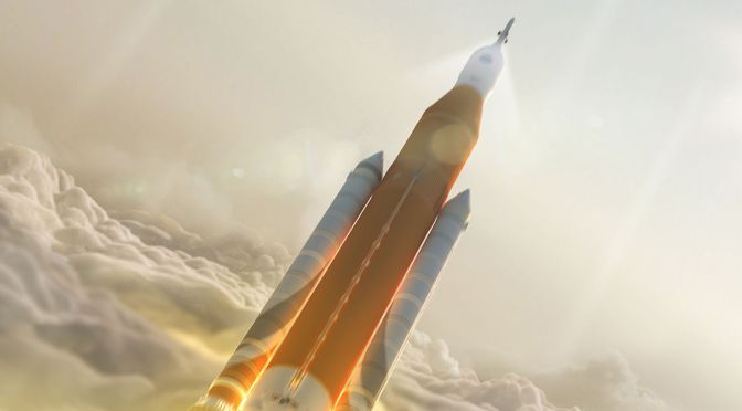 NASA's New Launch System Closer to Launch