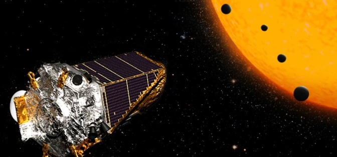 Four New Planets Found… In the Same Star System