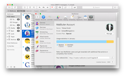 MailButler_Screenshot