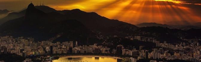 Livros e de Café do Rio