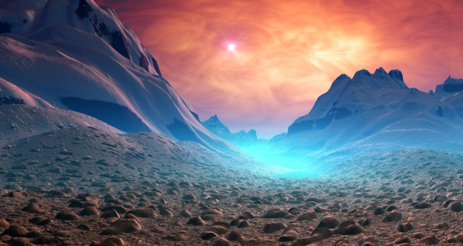 Holy S%#t! Potentially Earth-like Planet Found at Closest Star