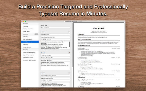 macos new app release resume 1 0 s notes