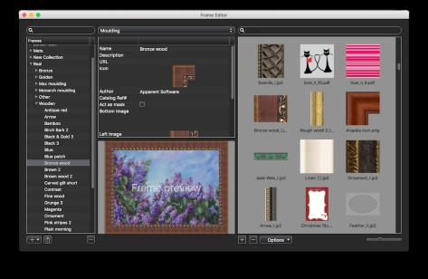 ImageFramer Frame Editor