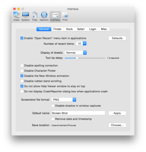 OS X | John's Notes | Page 17