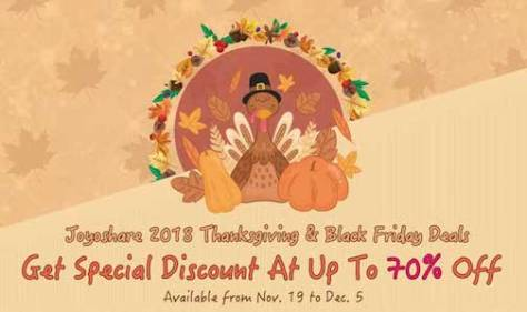 joyoshare-2018-thanksgiving-deals