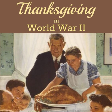 Thanksgiving in WWII