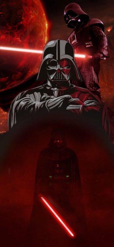 Darth Vader Star Wars Iphone X Wallpaper By Iamjoeya 768 1662