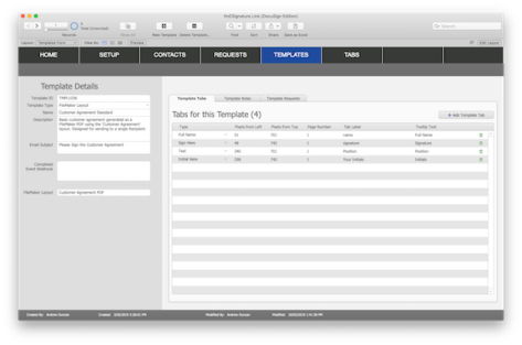 FileMaker-Template-with-Tabs