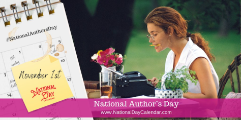 National Author's Day
