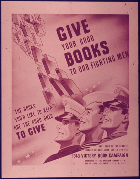 469px-Give_your_Good_Books_to_our_Fighting_Men._-_NARA_-_514404